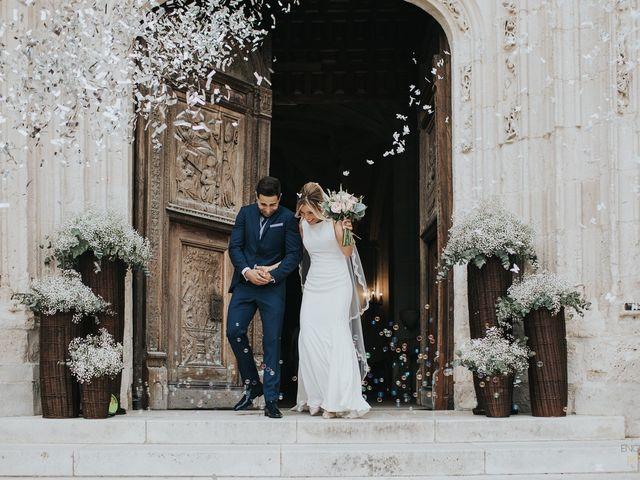 La boda de Sergio y Patricia en Burgos, Burgos 1