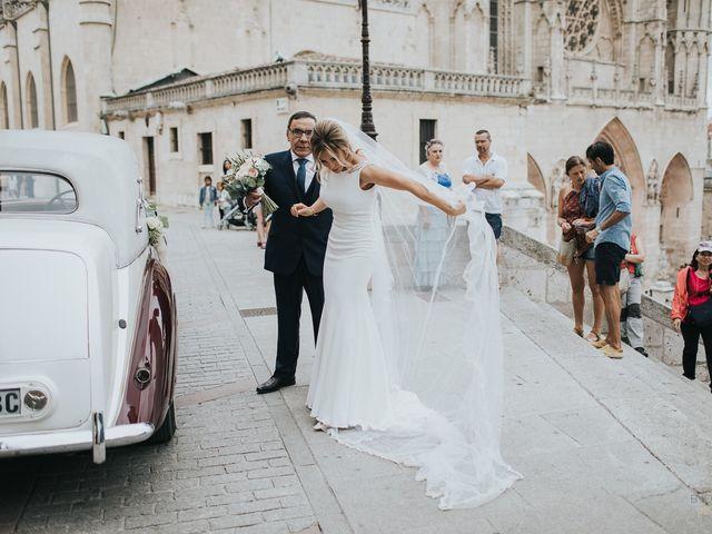 La boda de Sergio y Patricia en Burgos, Burgos 5