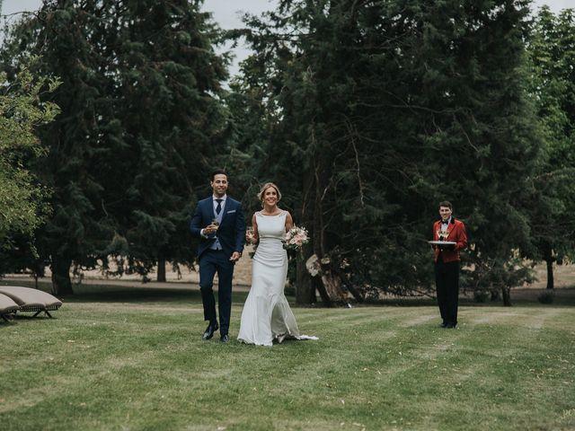La boda de Sergio y Patricia en Burgos, Burgos 24
