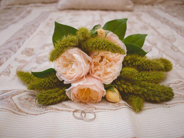 La boda de Abel y Estefanía en Torrellano, Alicante 2