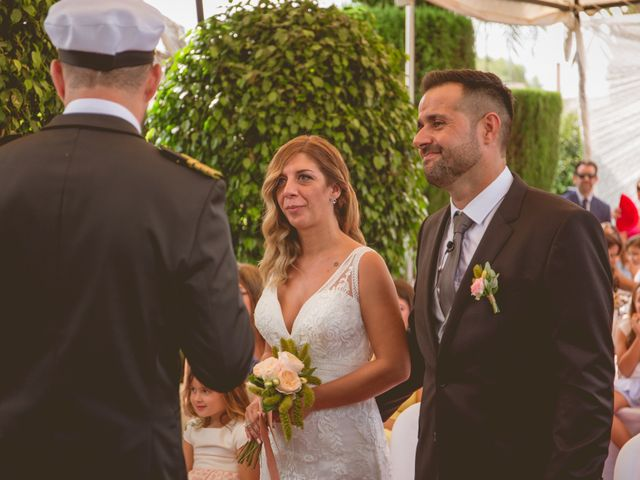 La boda de Abel y Estefanía en Torrellano, Alicante 5