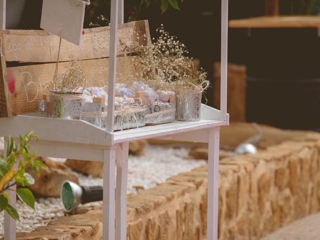 La boda de Abel y Estefanía en Torrellano, Alicante 6