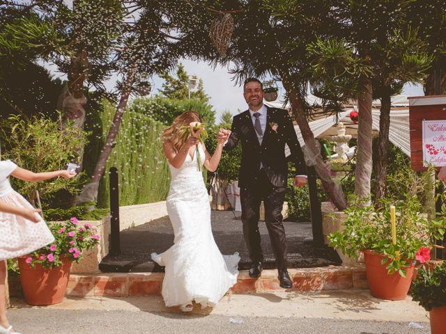 La boda de Abel y Estefanía en Torrellano, Alicante 7