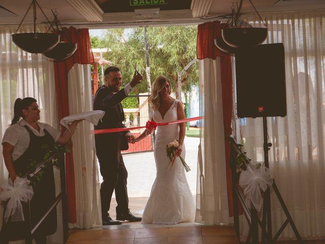 La boda de Abel y Estefanía en Torrellano, Alicante 8
