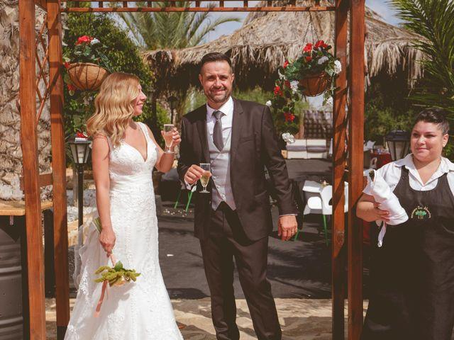 La boda de Abel y Estefanía en Torrellano, Alicante 9