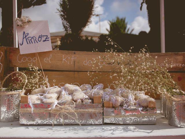 La boda de Abel y Estefanía en Torrellano, Alicante 12