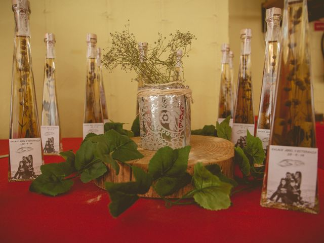 La boda de Abel y Estefanía en Torrellano, Alicante 13