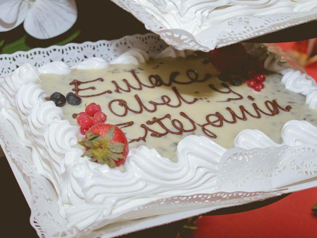 La boda de Abel y Estefanía en Torrellano, Alicante 14