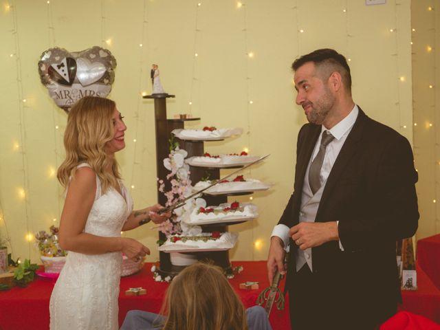 La boda de Abel y Estefanía en Torrellano, Alicante 15
