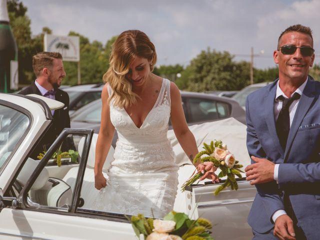 La boda de Abel y Estefanía en Torrellano, Alicante 16