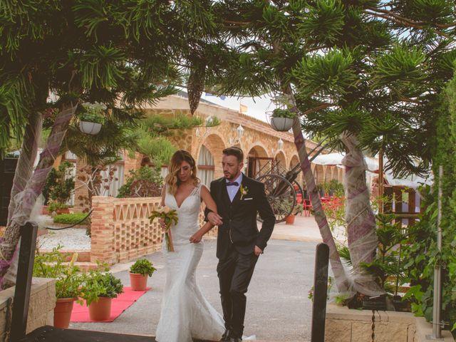 La boda de Abel y Estefanía en Torrellano, Alicante 17