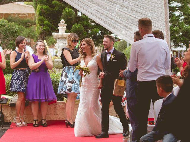 La boda de Abel y Estefanía en Torrellano, Alicante 18