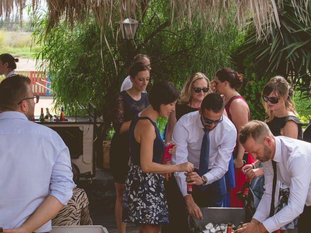 La boda de Abel y Estefanía en Torrellano, Alicante 20