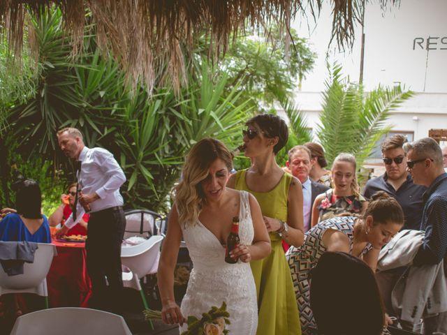 La boda de Abel y Estefanía en Torrellano, Alicante 21