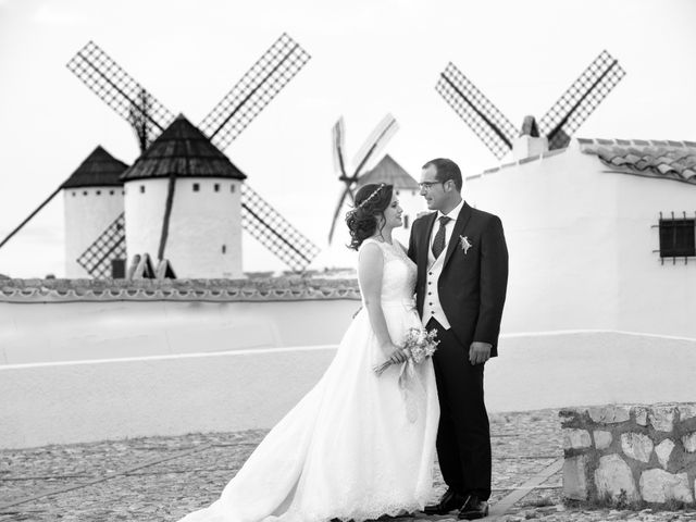 La boda de Soraya y Alejandro