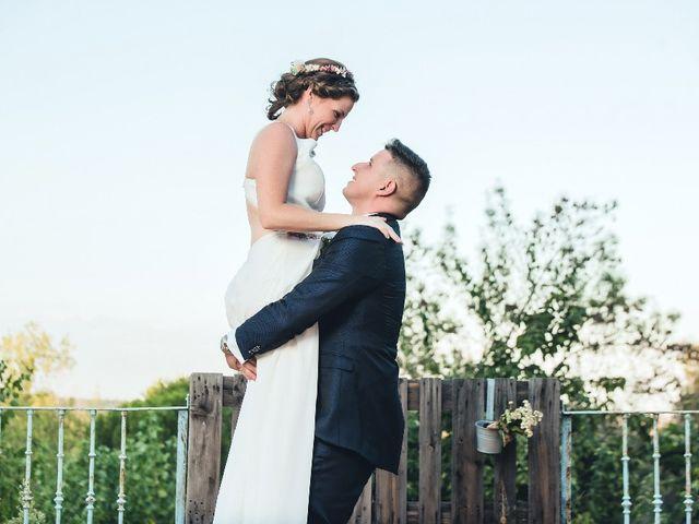 La boda de Jose y Raquel en San Agustin De Guadalix, Madrid 2