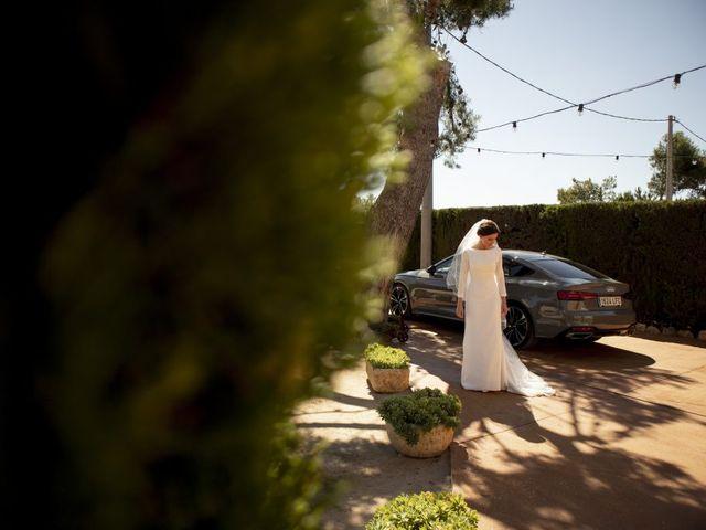 La boda de Maria y Aarón en Villena, Alicante 23