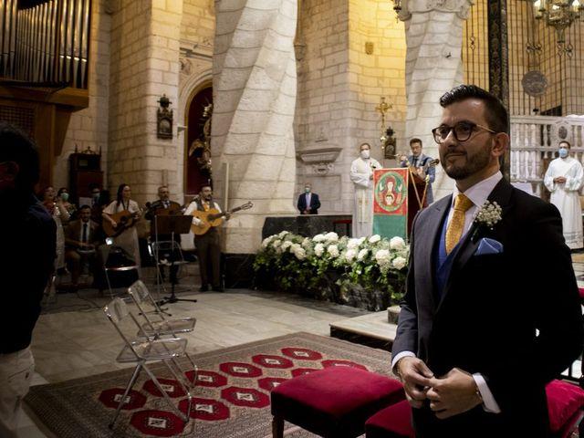 La boda de Maria y Aarón en Villena, Alicante 35