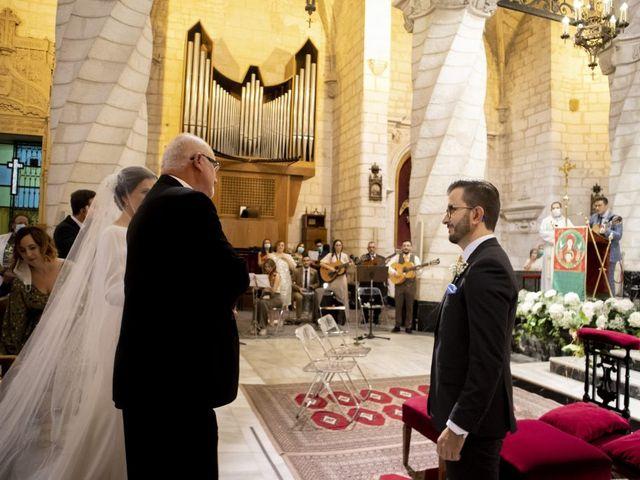 La boda de Maria y Aarón en Villena, Alicante 36