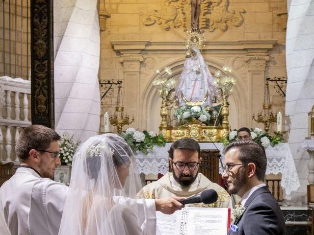 La boda de Maria y Aarón en Villena, Alicante 49