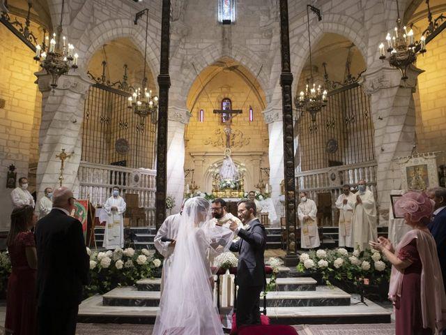 La boda de Maria y Aarón en Villena, Alicante 50
