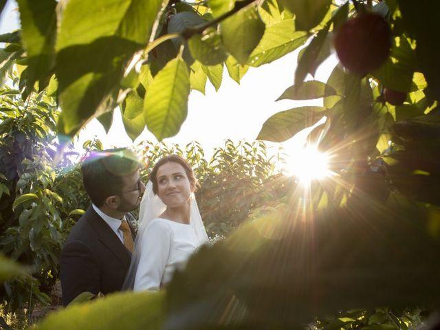 La boda de Aarón y Maria