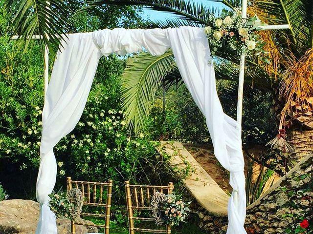 La boda de Javier  y M.Carmen  en Santa Gertrudis De Fruitera, Islas Baleares 3