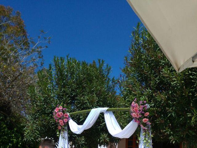 La boda de Javier  y M.Carmen  en Santa Gertrudis De Fruitera, Islas Baleares 8