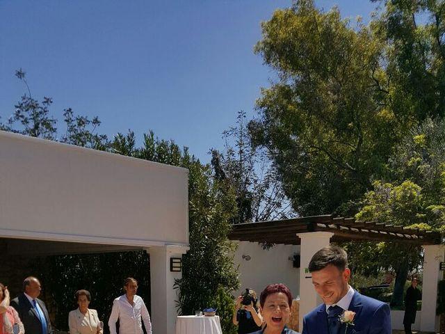 La boda de Javier  y M.Carmen  en Santa Gertrudis De Fruitera, Islas Baleares 10
