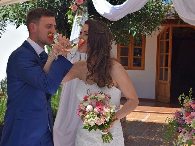 La boda de Javier  y M.Carmen  en Santa Gertrudis De Fruitera, Islas Baleares 2