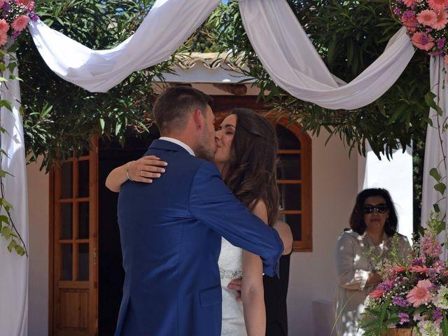 La boda de Javier  y M.Carmen  en Santa Gertrudis De Fruitera, Islas Baleares 12