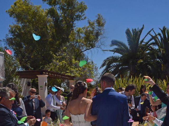 La boda de Javier  y M.Carmen  en Santa Gertrudis De Fruitera, Islas Baleares 13