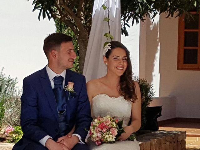 La boda de Javier  y M.Carmen  en Santa Gertrudis De Fruitera, Islas Baleares 15