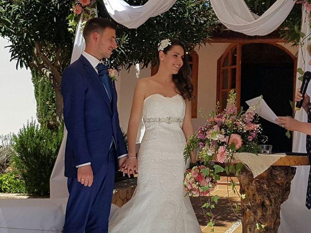 La boda de Javier  y M.Carmen  en Santa Gertrudis De Fruitera, Islas Baleares 16