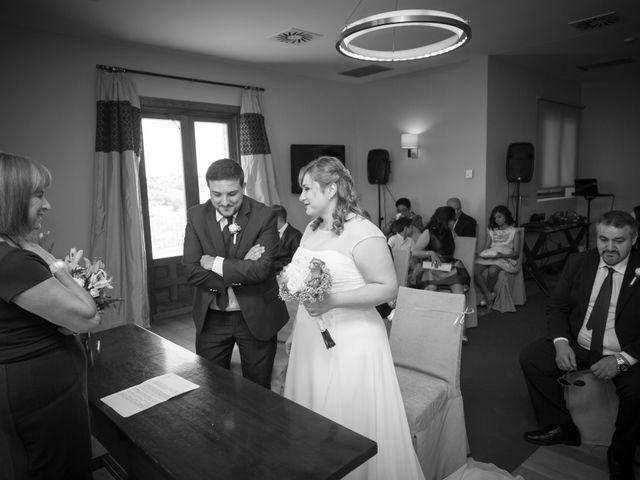 La boda de Roberto y Vanessa en Toledo, Toledo 35