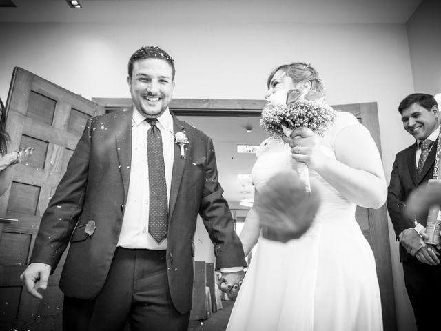 La boda de Roberto y Vanessa en Toledo, Toledo 45