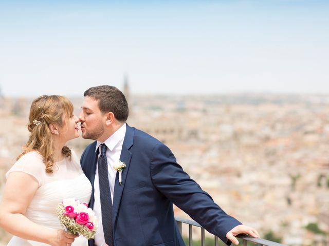 La boda de Roberto y Vanessa en Toledo, Toledo 47