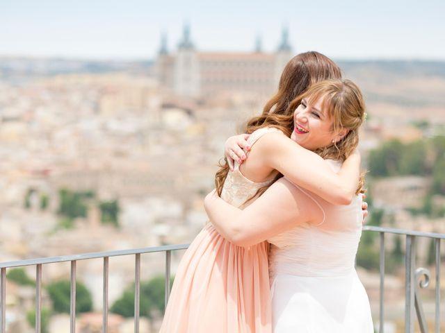 La boda de Roberto y Vanessa en Toledo, Toledo 50