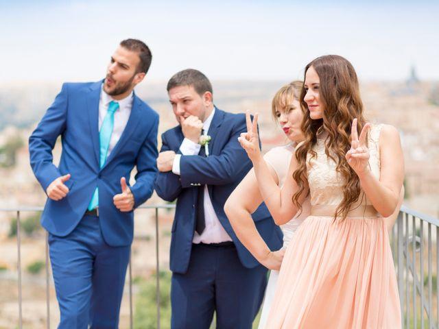 La boda de Roberto y Vanessa en Toledo, Toledo 52