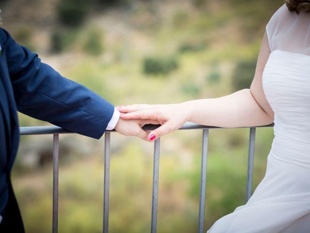La boda de Roberto y Vanessa en Toledo, Toledo 53