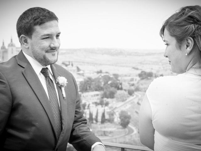 La boda de Roberto y Vanessa en Toledo, Toledo 55