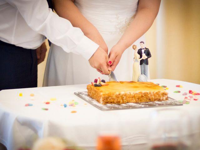 La boda de Roberto y Vanessa en Toledo, Toledo 65