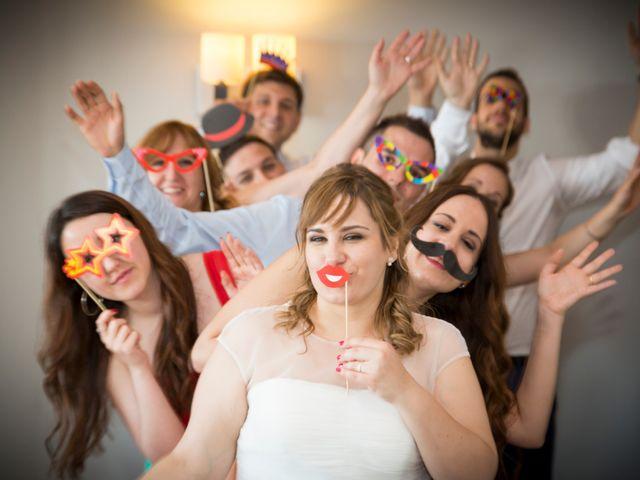 La boda de Roberto y Vanessa en Toledo, Toledo 77