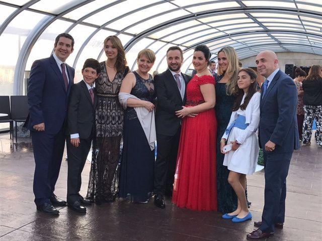 La boda de Raul y Milena en Alcobendas, Madrid 3