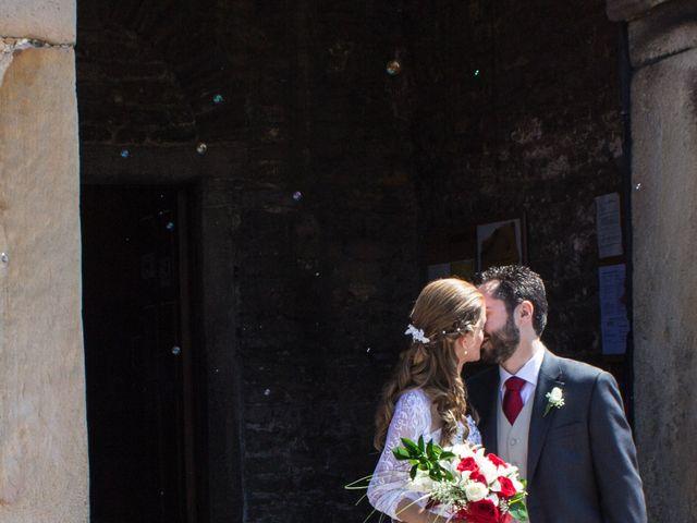 La boda de Javier y Covadonga en Oviedo, Asturias 3