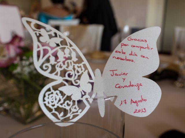 La boda de Javier y Covadonga en Oviedo, Asturias 2