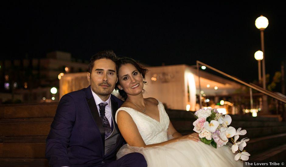 La boda de Pablo y Cristina en Alacant/alicante, Alicante