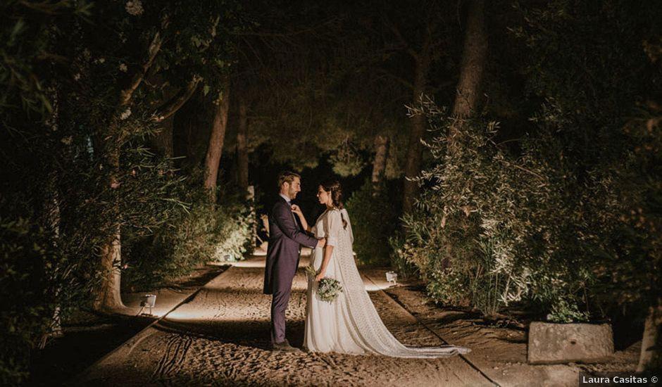 La boda de Jonathan y Sara en San Roman De Los Montes, Toledo