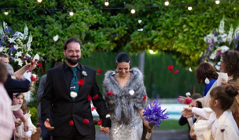 La boda de Alberto y Ana  en Museros, Valencia