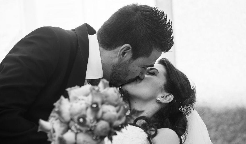La boda de Alvaro y Tatiana en Alpedrete, Madrid